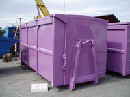 IVP Mulden Abrollcontainer